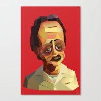 Donny Canvas Print