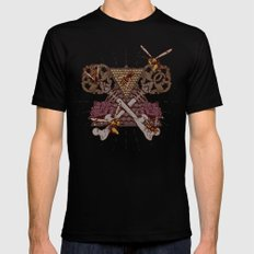 Honey Trap Mens Fitted Tee Black SMALL