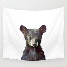 Little Bear Wall Tapestry