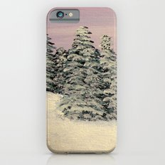 Winters soft blanket iPhone 6s Slim Case