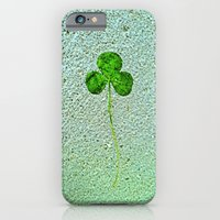 iPhone & iPod Case featuring You must be my lucky star! by lscott photography