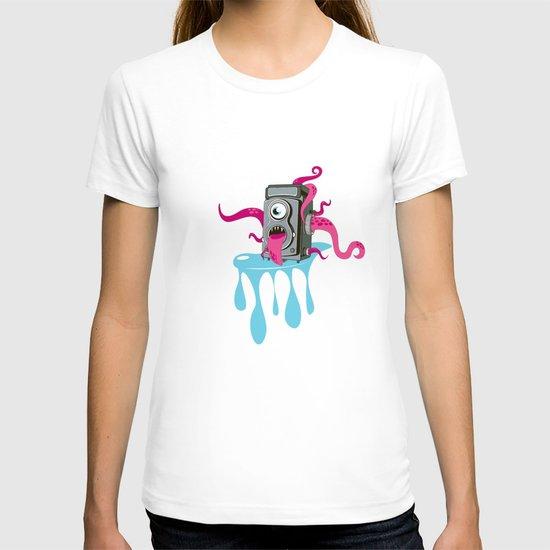 Monster Camera T-shirt