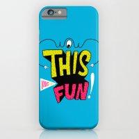 Wow this looks like fun! iPhone 6 Slim Case