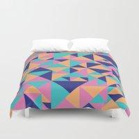 Triangular Duvet Cover