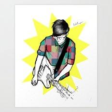 allison weiss Art Print