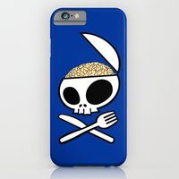 iPhone & iPod Case featuring Zombie nation meal time by complesso gasparo