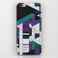 Triangled! iPhone & iPod Skin
