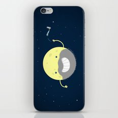 MOONVEMBER iPhone & iPod Skin