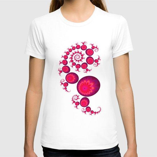 Pretty Pink Paisley T-shirt