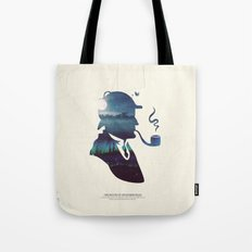 Sherlock - The Hound of the Baskervilles Tote Bag