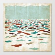 Sea Recollection Canvas Print