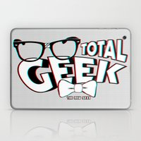 Total Geek Laptop & iPad Skin