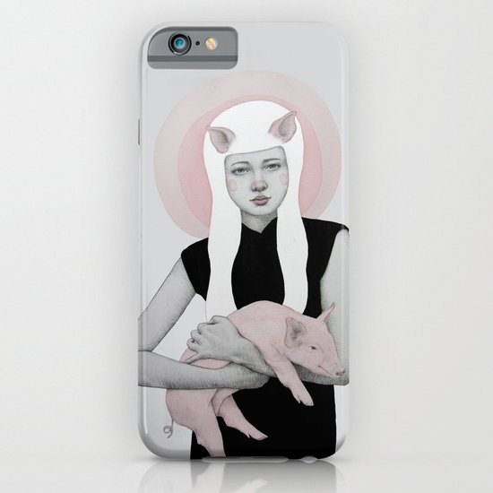 Peonia iPhone & iPod Case