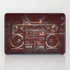 DARK RADIO iPad Case