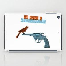 To Kill a mocking bird iPad Case