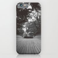 iPhone & iPod Case featuring B R I D G E {I} by LiveLetLive Photography