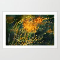 Light/Motion Long Exposu… Art Print
