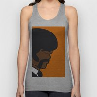 Pop Icon - Jules Unisex Tank Top