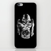 For Each Of Man's Evils … iPhone & iPod Skin