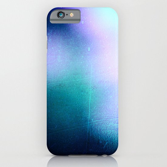 BLUE SPACE iPhone & iPod Case