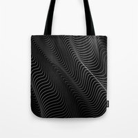 Minimal Curves II Tote Bag
