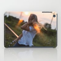 Wherever The Winds Take … iPad Case