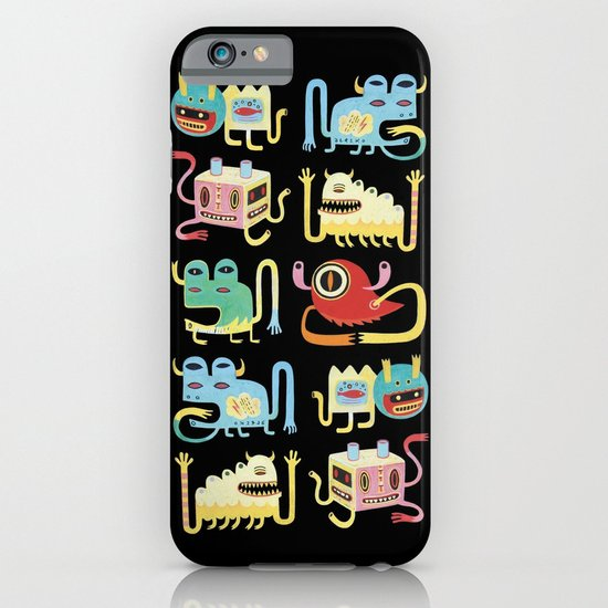 Petits monstres  iPhone & iPod Case