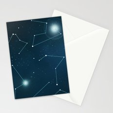 Hemisphere 1 Stationery Cards