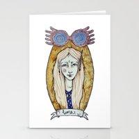 Loony Stationery Cards