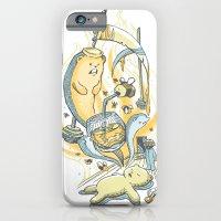 Honeysiiickle iPhone 6 Slim Case