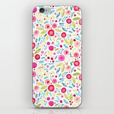 Leaves and Berries iPhone & iPod Skin