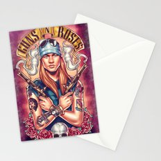 Welcome To The GnR Stationery Cards