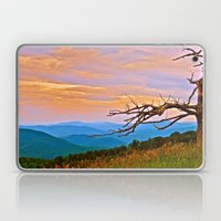 Along Skyline Drive Laptop & iPad Skin