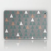 Concrete & Pattern Laptop & iPad Skin