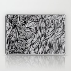 Man inside Laptop & iPad Skin