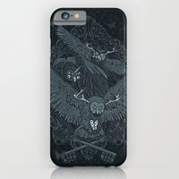 iPhone & iPod Case featuring Take Flight by Doyle Raw Meat