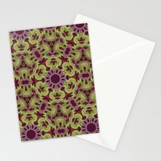 ornamental patience Stationery Cards