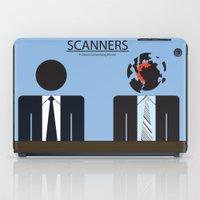 Scanners - Altenative Mo… iPad Case