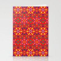 Kaleidoscope Number 1 Stationery Cards