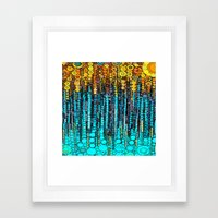 :: Party On :: Framed Art Print