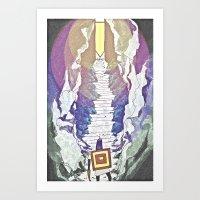 Sworcery #2 Art Print
