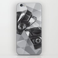 Daft Punk iPhone & iPod Skin