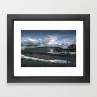 Industrial 6 Framed Art Print