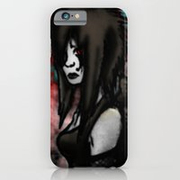 iPhone & iPod Case featuring Angel Redone  by R.A.Carter