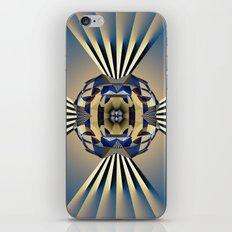 Everywhere iPhone & iPod Skin