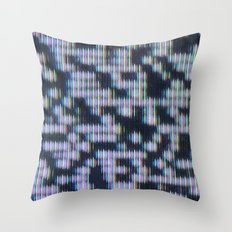 Painted Attenuation 1.1.2 Throw Pillow