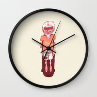 It's All Going Downhill … Wall Clock