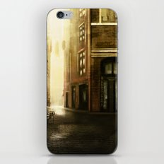 Crossroads Square iPhone & iPod Skin