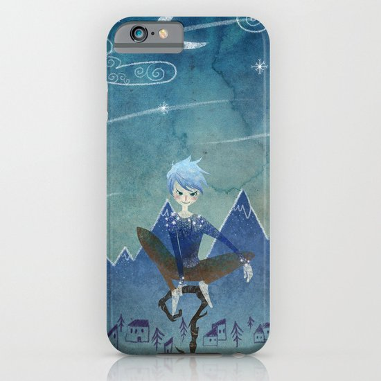 Jack Frost iPhone & iPod Case