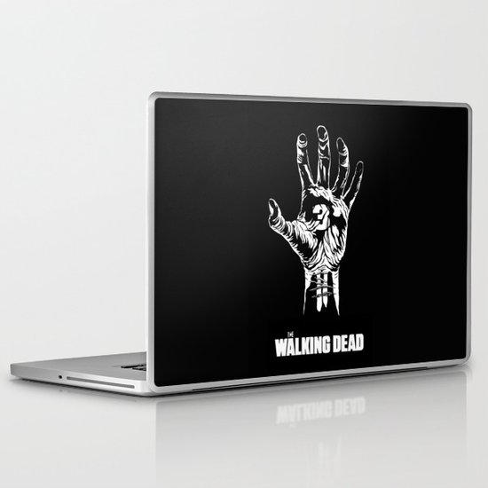 The Walking Dead 3 Laptop & iPad Skin